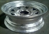 "12"" Galvanized Steel Spoke Rim 12x4 4Hx4 BP"