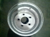 "10"" x 6"" Galvanized Rim 5H x 4.5"" Bolt Pattern"