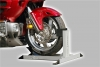 CONDOR REMOVABLE Aluminum Motorcycle Chock Trailer PSTK 6400